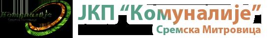 """JKP """"Komunalije"""" Sremska Mitrovica"""