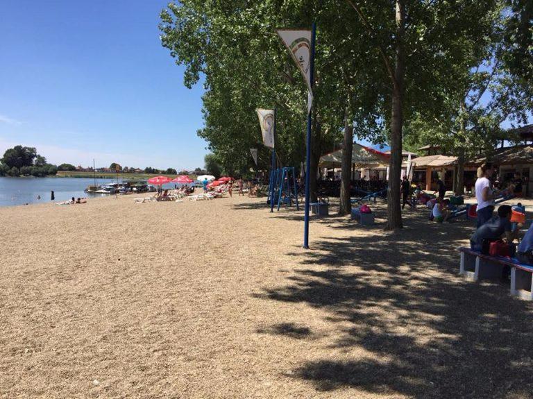 Gradska plaža