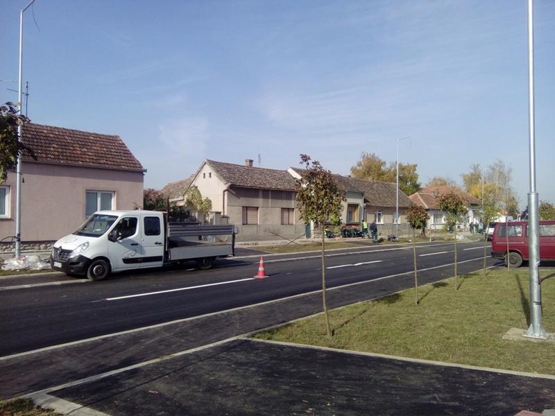 Uređenje Fruškogorske ulice