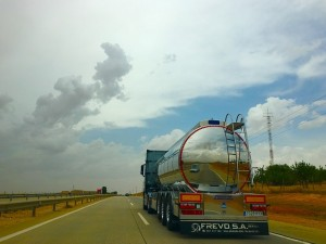 Kamion cisterna