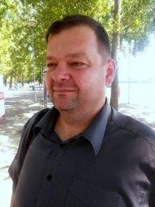 """Radoslav Jevremović, dir. JKP """"Komunalije"""" Sremska Mitrovica"""